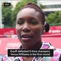 Coco Gauff continues magical Wimbledon run as Djokovic eases through