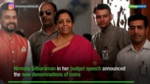 Budget 2019 | New coins in denominations of Rs 1, 5, 10 and 20 to be available soon: FM Nirmala Sitharaman