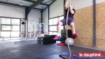 SKI Un entraînement avec Alexis Pinturault
