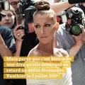 Le look de la semaine : Céline Dion