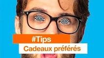 #Tips - Cadeaux préférés - Orange