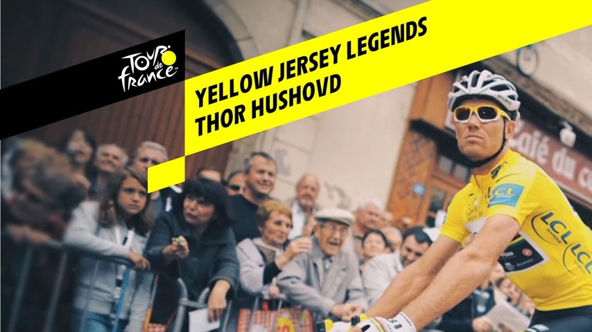Yellow Jersey Legends - Thor Hushovd