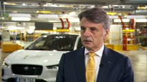 Electric car boost for JLR but job losses not ruled out
