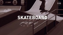 Skateboard - FISE Châteauroux 2019
