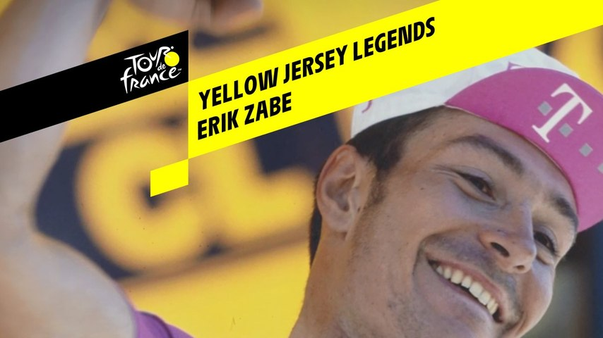 Yellow Jersey Legends - Erik Zabel
