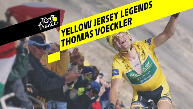 Yellow Jersey Legends - Thomas Voeckler