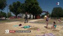 Seine-et-Marne : il sauve deux enfants de la noyade sans savoir nager