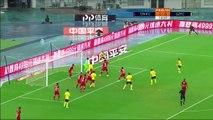 Guangzhou Evergrande win 3-1 at Tianjin Tianhai in the Chinese Super League