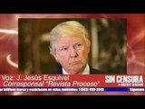 """Jesús Esuivel:""""Cortes federales tratan de controlar a un presidente que ha abusado de su poder"""""""