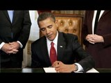 Obama promulga Ley contra narcotraficantes extranjeros