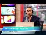 """""""Si recuperamos un cuerpo ganamos y avanzamos"""": Juan Manuel Estrada"""