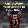 Maillots OGCN
