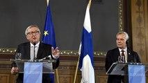 """Jean-Claude Juncker tacle le manque de """"transparence"""" du Conseil européen"""