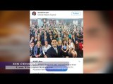 """Presidente de la Cámara de Representantes presume foto de pasantes al congreso, todos """"blancos"""""""