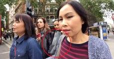 Turista filma (sem querer) as mulheres que roubaram a sua carteira