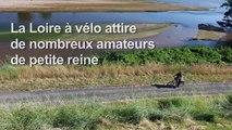 Le long de la Loire, la petite reine impose son rythme