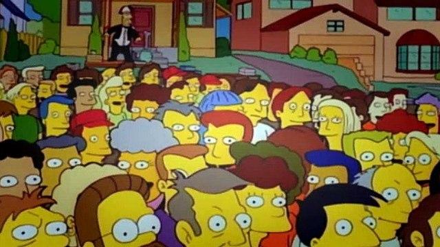 The Simpsons Season 7 Episode 13 Two Bad Neighbors