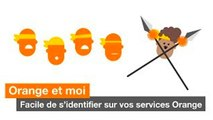 Orange et moi - Facile de s'identifier sur vos services Orange avec Touch ID et Face ID