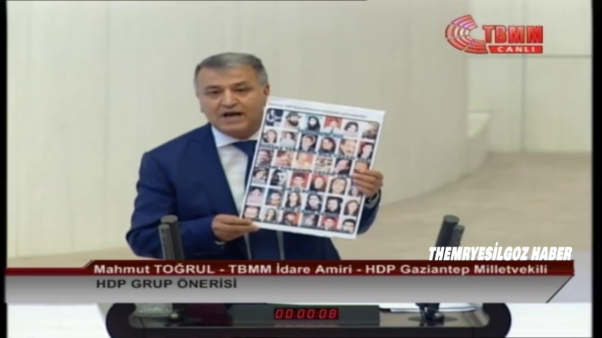 Hdp Gaziantep Milletvekili Tbmm Idare Amiri Mahmut Togrul Meclis Konusmasi Hdp Grup Onerisi 2 Temmuz 2019