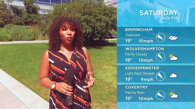 WEATHER: July 6th 2019