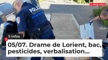Le Tour de Bretagne en 5 infos - 05/07/19