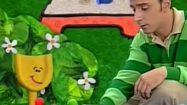 Blues Clues Season 3 Episode 26 - Shy