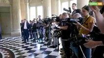 L'Avenir - Tour de France : Eddy Merckx reçu chez le roi
