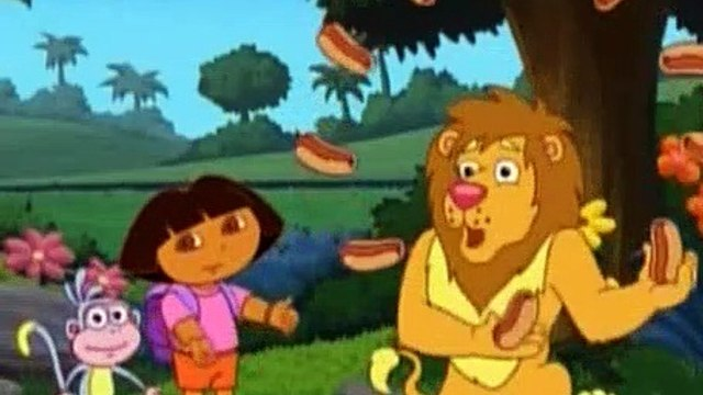 Dora the Explorer Season 3 Episode 1 - Leon, the Circus Lion