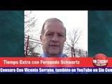 Esucha la información deportiva en Tiempo Extra con Fernando Schwartz