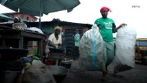 Nigerian school accepts plastic waste as tuition payment