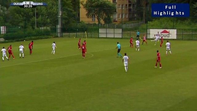 2-0 Masouras AMAZING steal and  Guerrero Goal - Olympiakos Piraeus 2-0 Jagiellonia - 05.07.2019
