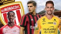Journal du Mercato : Monaco lance sa reconstruction, Manchester City veut continuer à faire sauter la banque