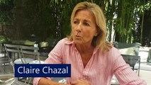 Claire Chazal à Avignon