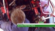 Beamish Museum Printing Press, Sunderland Airshow & Culture Exhibition!