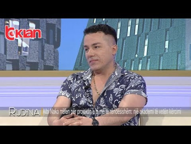 Rudina - Albi Nako flet per marredhenien me balerinen Alba Hoxha! (05 korrik 2019)