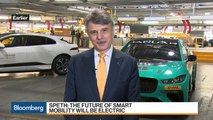 Jaguar CEO Says Future of Smart Mobility Will Be Electric