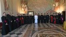 Des responsables catholiques ukrainiens reçus au Vatican