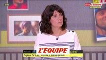 Estelle Denis chambre Raymond Domenech sur le mariage - FOOT - WTF - EDS