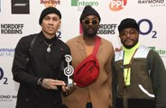 will.i.am says being on tour with Black Eyed Peas is 'magical'