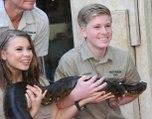 Steve Irwin's Son Robert Pays Tribute With Crocodile-Feeding Photo