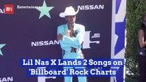 Lil Nas X's New Rock Tracks