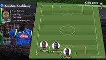 Senegal vs Ouganda Onze de départ (Composition Officielle) - CAN 2019