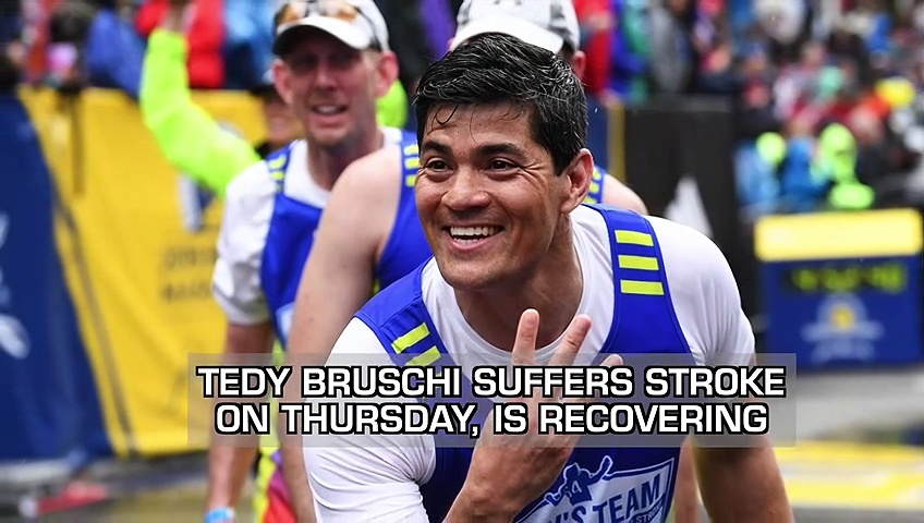 Tedy Bruschi Recovering After Suffering Second Stroke
