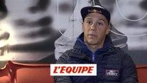 Luis «Je sais comment ça fonctionne» - Triathlon - WTS d'Hambourg