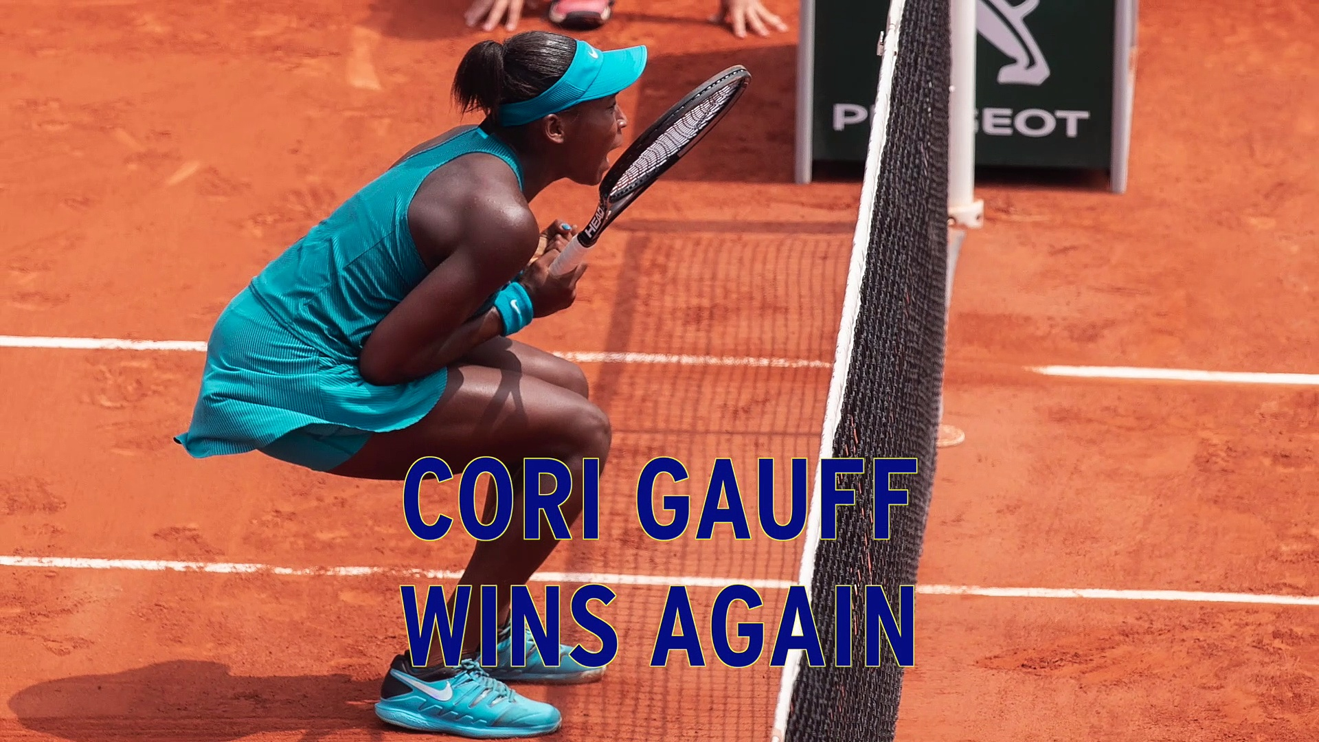 Coco Gauff Advances At Wimbledon Again By Defeating Polona Hercog