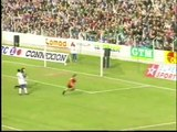 24/02/91 : Laurent Demontagne (42') : Rennes - Lyon (2-0)