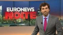 Euronews Noite   As notícias do Mundo de 05 de julho de 2019