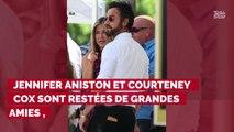 Courteney Cox et Jennifer Aniston, réunie pour la fête nationa...