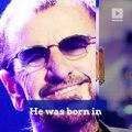 Happy Birthday, Ringo Starr! (Sunday, July 7th)