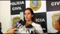 Delegada fala sobre crime em Serra Dourada II